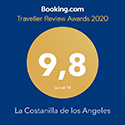 Booking - La Costanilla de los Angeles
